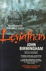 Link to an enlarged image of Leviathan The Unauthorised Biography of Sydney