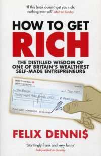 Link to an enlarged image of How to Get Rich -- Paperback / softback