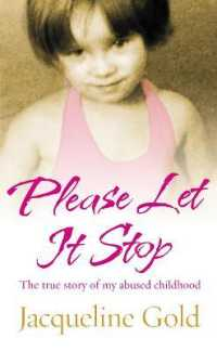 Please Let It Stop : The True Story of M... by Gold, Jacqueline