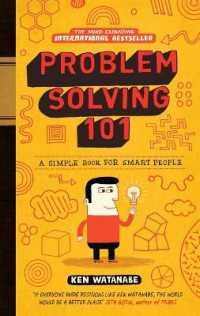 Link to an enlarged image of Problem Solving 101 : A simple book for smart people -- Hardback