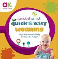 Link to an enlarged image of Quick and Easy Weaning -- Hardback