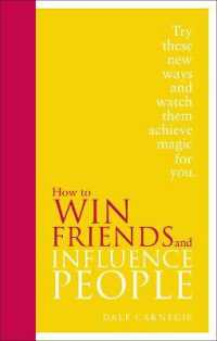 Link to an enlarged image of How to Win Friends and Influence People: Special Edition (Special)