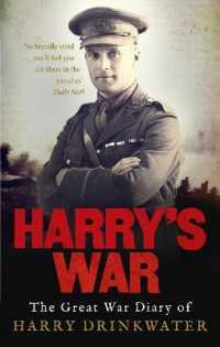 Link to an enlarged image of Harry's War -- Paperback / softback