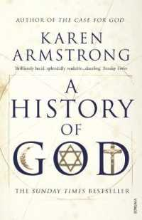 Link to an enlarged image of A History Of God