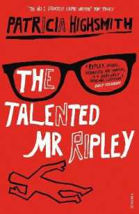 Link to an enlarged image of The Talented Mr Ripley (A Ripley Novel)