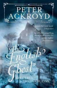 Link to an enlarged image of English Ghost : Spectres through Time -- Paperback / softback