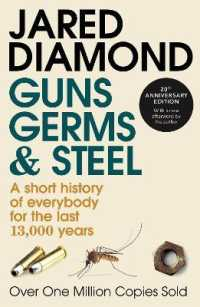 Link to an enlarged image of Guns, Germs and Steel : 20th Anniversary Edition -- Paperback / softback