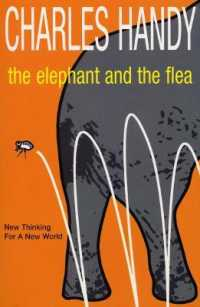Link to an enlarged image of Elephant and the Flea : New Thinking for a New World -- Paperback / softback