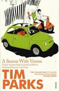 Link to an enlarged image of Season with Verona -- Paperback / softback