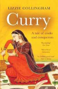 Link to an enlarged image of Curry : A Tale of Cooks and Conquerors -- Paperback / softback