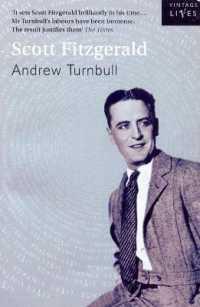 Link to an enlarged image of Scott Fitzgerald (Vintage Lives)