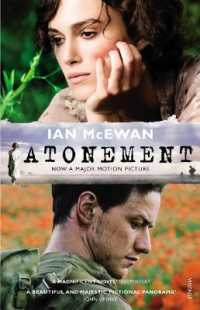 Link to an enlarged image of Atonement -- Paperback / softback