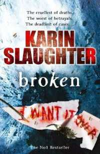 Link to an enlarged image of Broken (The Will Trent Series)