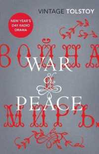 Link to an enlarged image of War and Peace