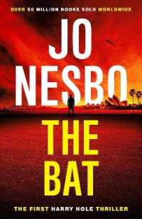Link to an enlarged image of The Bat: Harry Hole 1 (Harry Hole)
