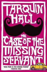Link to an enlarged image of Case of the Missing Servant -- Paperback / softback
