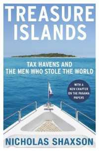 Link to an enlarged image of Treasure Islands : Tax Havens and the Men who Stole the World -- Paperback / softback