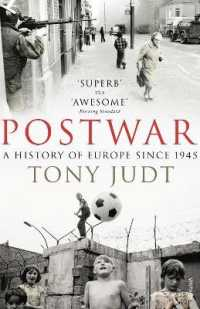 Link to an enlarged image of Postwar: A History of Europe Since 1945