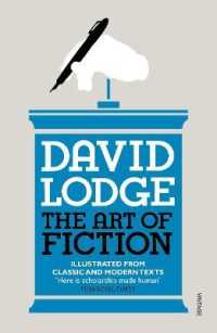 Link to an enlarged image of Art of Fiction -- Paperback / softback