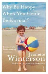 Link to an enlarged image of Why Be Happy When You Could Be Normal?