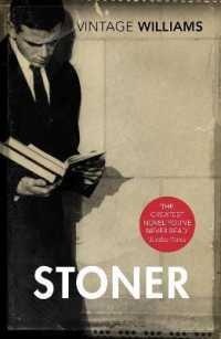 Link to an enlarged image of Stoner : A Novel -- Paperback / softback