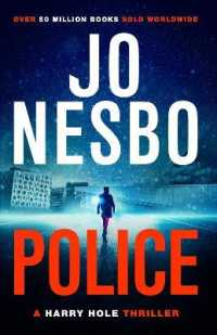 Link to an enlarged image of Police : A Harry Hole Thriller (Oslo Sequence 8) (OME A-Format)