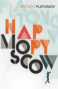 Link to an enlarged image of Happy Moscow -- Paperback / softback