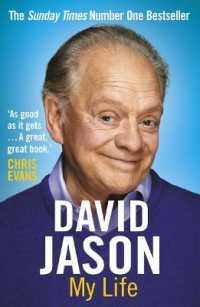 Link to an enlarged image of David Jason : My Life