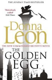 Link to an enlarged image of Golden Egg : (Brunetti 22) (Brunetti) -- Paperback / softback