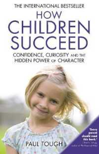 Link to an enlarged image of How Children Succeed -- Paperback / softback