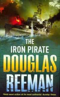 Link to an enlarged image of Iron Pirate -- Paperback / softback