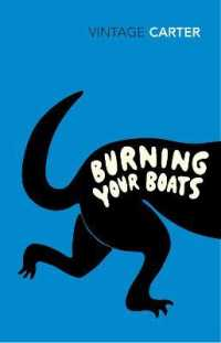 Link to an enlarged image of Burning Your Boats: Collected Short Stories