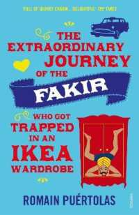Link to an enlarged image of Extraordinary Journey of the Fakir who got Trapped in an Ikea Wardrobe -- Paperback / softback (English Language Edition)