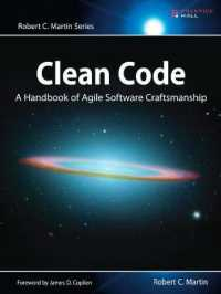Link to an enlarged image of Clean Code : A Handbook of Agile Software Craftsmanship (Robert C. Martin)
