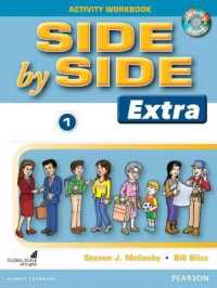 Link to an enlarged image of Side by Side Level 1 Extra : Activity Workbook with CDs