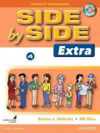 Link to an enlarged image of Side by Side Level 4 Extra : Activity Workbook with CDs