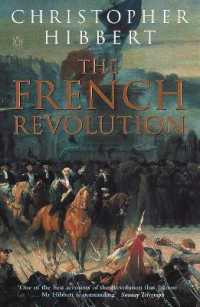 Link to an enlarged image of French Revolution -- Paperback / softback