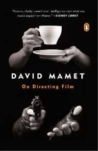 Link to an enlarged image of On Directing Film (Reprint)