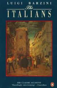 Link to an enlarged image of Italians -- Paperback / softback