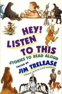 Link to an enlarged image of Hey! Listen to This : Stories to Read Aloud