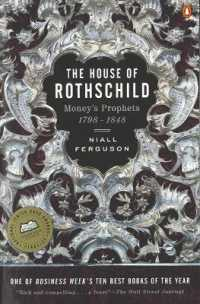 Link to an enlarged image of The House of Rothschild : Money's Prophets, 1798-1848