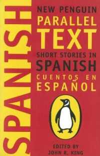 Link to an enlarged image of Short Stories in Spanish (New Penguin Parallel Texts)