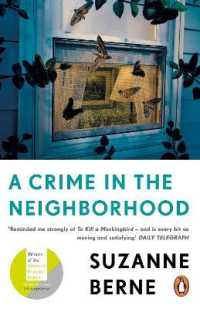 Link to an enlarged image of Crime in the Neighborhood : Winner of the Women's Prize for Fiction -- Paperback / softback