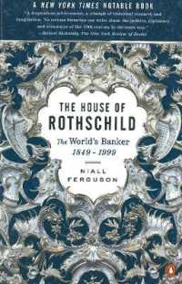 Link to an enlarged image of The House of Rothschild : The World's Banker 1849-1998 <2>