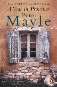 Link to an enlarged image of Year in Provence -- Paperback / softback