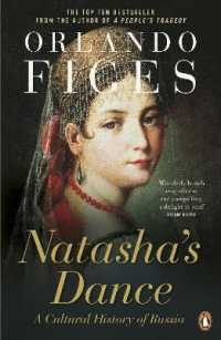 Link to an enlarged image of Natasha's Dance : A Cultural History of Russia -- Paperback / softback