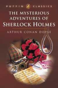 Link to an enlarged image of The Mysterious Adventures of Sherlock Holmes (Puffin Classics)