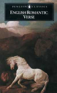 Link to an enlarged image of English Romantic Verse (Penguin Classics) (Reissue)