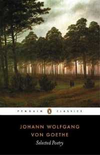 Link to an enlarged image of Selected Poetry (Penguin Classics)