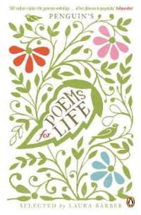 Link to an enlarged image of Penguin's Poems for Life -- Paperback / softback